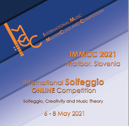 IMMCC 2021 Solfeggio plakat application